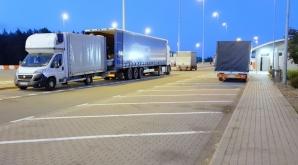 Lądek. Zbyt ciężkie samochody zatrzymane na autostradzie A2