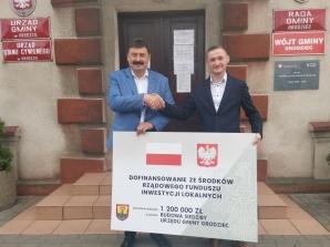 Grodziec. Jest 1,2 mln zł dofinansowania do budowy nowego urzędu!