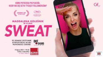 """""""Sweat"""" Kino Konesera"""
