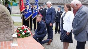 Uczcili pamięć pochodzącego z Grodźca ks. abp B. Dąbrowskiego