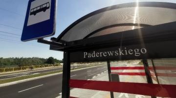 Konin. Przystanki na ul. Paderewskiego wrócą na swoje miejsce