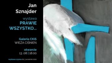 Wystawa Jan Sznajder