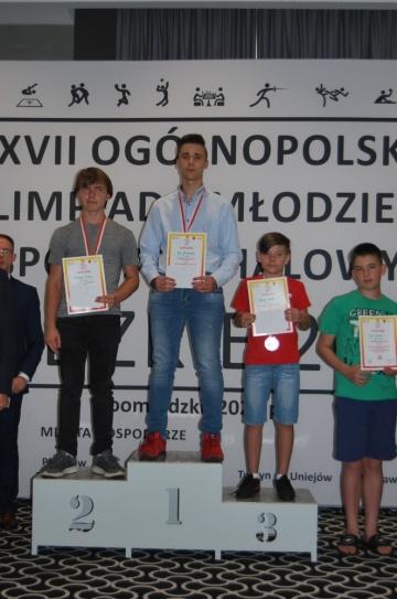 Jan Klimkowski obronił mistrzostwo Polski! Stracił ledwo pół punktu