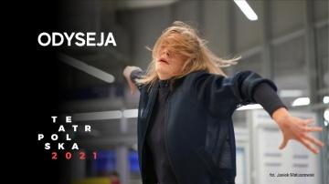 Spektakl Odyseja Teatru Nowszego w ramach Teatr Polska 2021