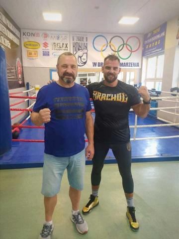 Znamy datę powrotu na ring i rywala Igora Jakubowskiego