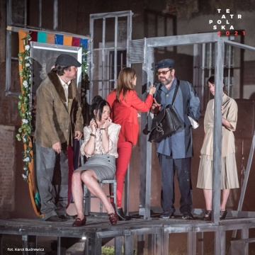 Teatr Polska: spektakl