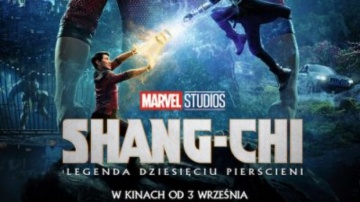 SHANG-CHI i legenda dziesięciu pierścieni / dubbing