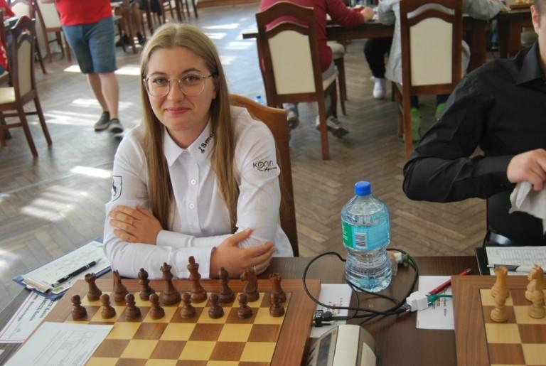 Smecz zostaje w I lidze! Fenomenalny wynik szachistów z Konina!