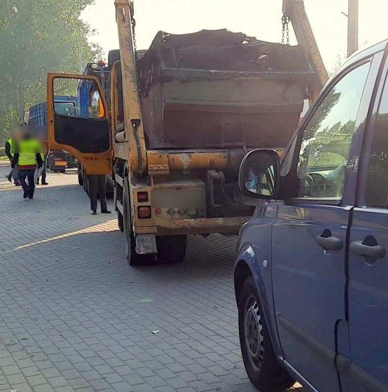 Wzmożone kontrole samochodów ciężarowych przez inspektorów WITD