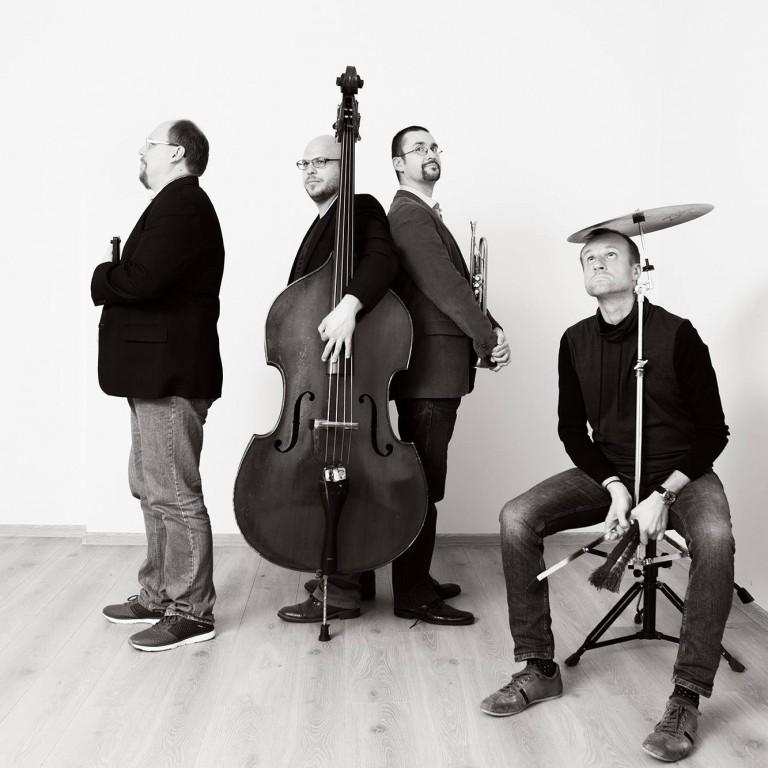 Tu płynie JAZZ- Wójciński/Szmańda Quartet