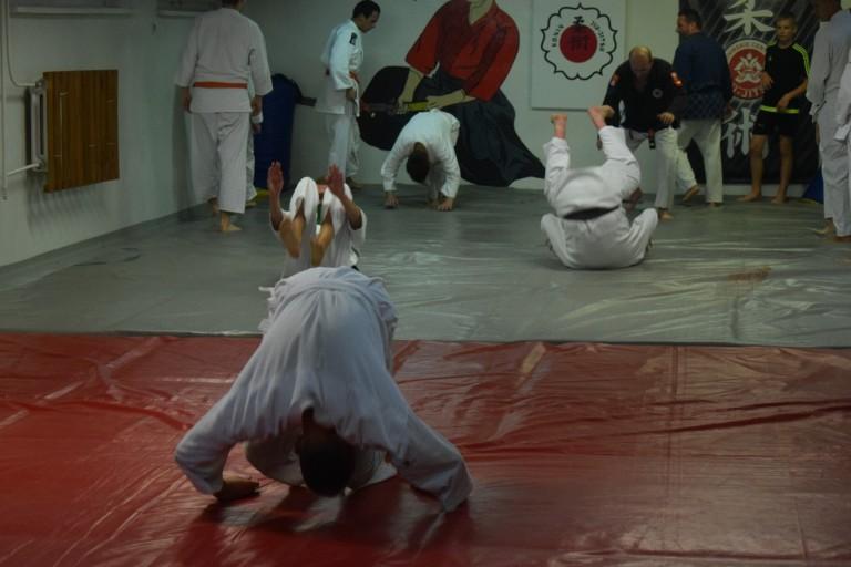"""Wojciech Malczak: """"Ju jitsu sprawia, że człowiek staje się lepszy"""""""