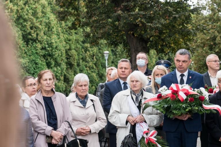 Obchody Dnia Sybiraka tradycyjnie przy kościele św. Wojciecha w Koninie