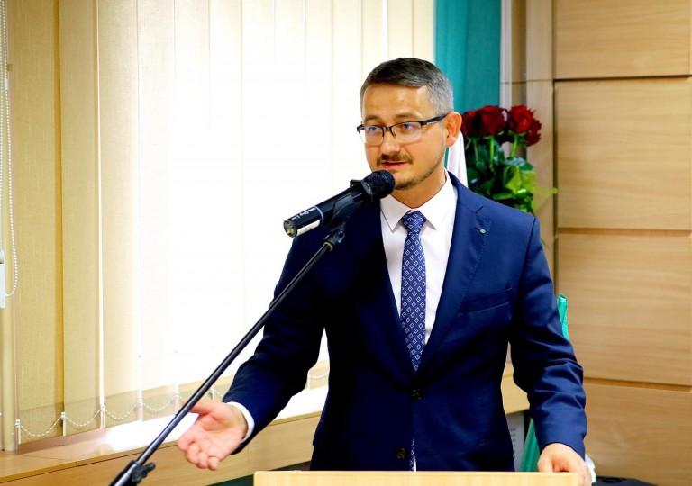 Krzysztof Czajkowski nowym prezesem PSL. Zastąpił na stanowisku Stanisława Bielika