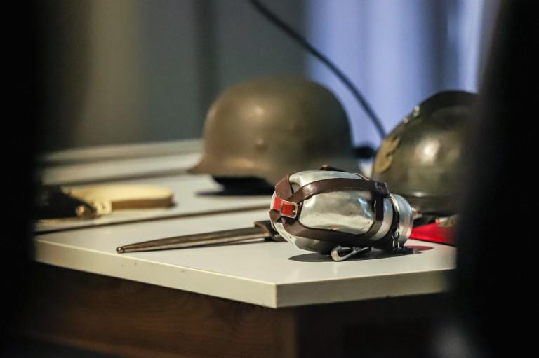 Amerykańscy żołnierze w Licheniu. Wzięli udział w lekcji muzealnej