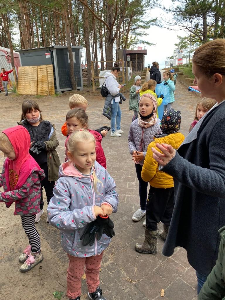 Węglewskie stowarzyszenie w ogólnopolskiej akcji ekologicznej