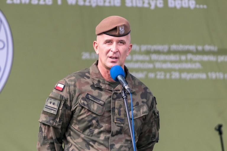 Kazimierz Biskupi. Na pikniku sportowym można poznać Wojska Obrony Terytorialnej