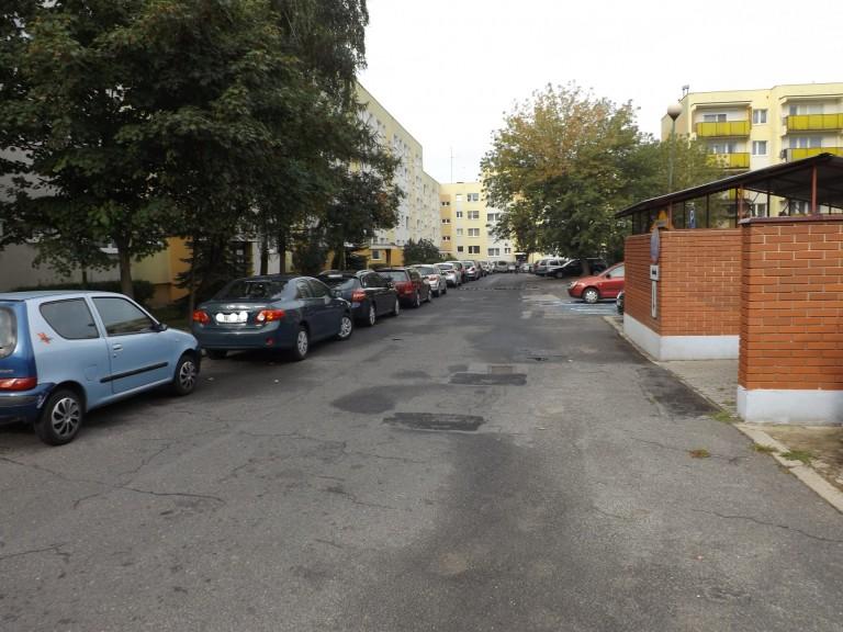 O zmianach drogowych na osiedlu Zatorze. Jaka jest przyczyna?