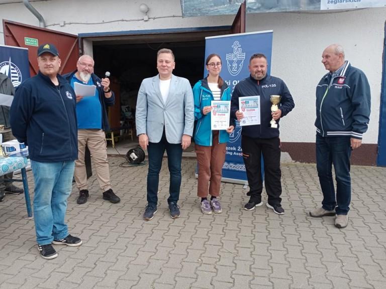 Żeglarze rywalizowali o Puchar Prezydenta Konina