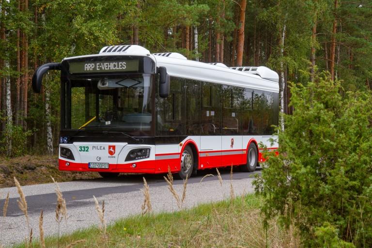 Pierwszy polski autobus elektryczny wyjedzie wkrótce na ulice Konina
