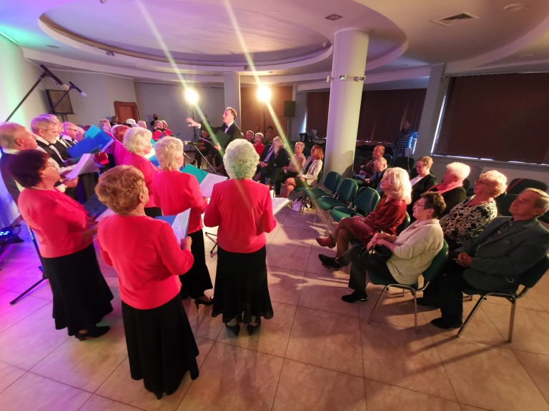 Konińscy seniorzy zainaugurowali nowy rok kulturalny