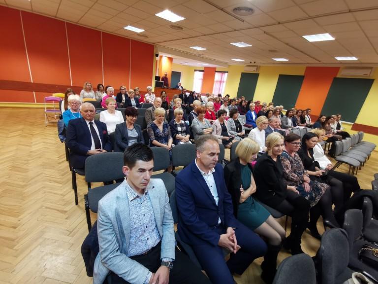 Uroczysty Dzień Edukacji Narodowej w gminie Kazimierz Biskupi