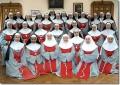 Anuncjatki w grąblińskim klasztorze