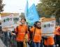 Konińska młodzież strajkowała przeciwko marnowaniu żywności