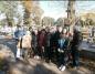 Młodzież sprzątała zabytkowe mogiły na kolskim cmentarzu