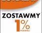 Zostaw jeden procent podatku w Koninie. Bądźmy lokalni