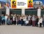Uczniowie ZS CKU na targach turystycznych w Berlinie