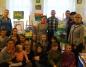 Młodzi artyści spotkali się na plenerze malarskim w Kole