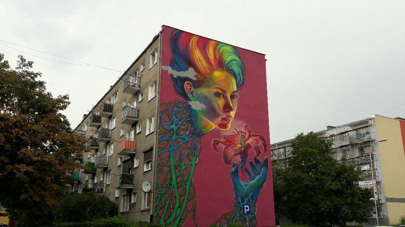 Turek. Artystyczne Murale Zagrożone. Mieszkańcy Będą Głosować