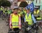 Konin. Ponad 600 rowerzystów wyruszyło do Posady