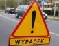 Wypadek w Dąbrowicach. Zderzyły się trzy samochody. Są ranni