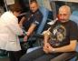 Koło. Mundurowi zorganizowali zbiórkę krwi przed komendą policji