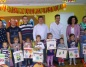 Konin. Przedszkolaki wraz z rodzicami malowały ekologiczne torby