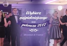 Plebiscyt na najpiękniejszego poloneza 2017! Głosowanie