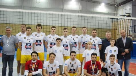 SPS Słupca wygrał rundę zasadniczą. Szansa na II ligę