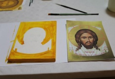 W licheńskim sanktuarium odbyły się warsztaty pisania ikon
