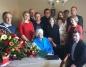 Rzgów. Sto lat pani Kazimiery. Były życzenia, prezenty i kwiaty