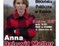 Konin lubi książki, czyli spotkanie z pisarką Anną Dziewit-Meller