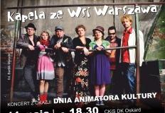 Muzyczne wydarzenie folkow ...