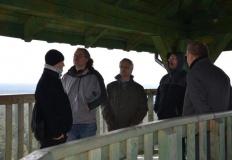 Partnerzy z powiatu Ilm w Niemczech odwiedzili powiat koniński