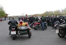 Tysiące motocyklistów otworzyło sezon w licheńskim sanktuarium