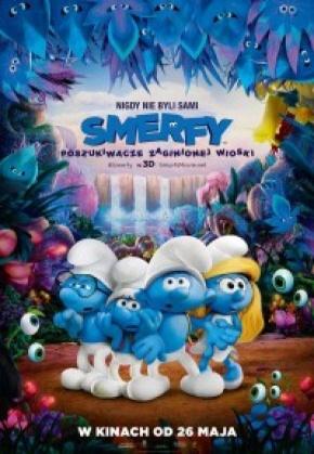 Smerfy: Poszukiwacze zaginionej wioski