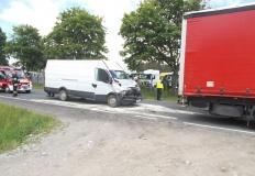 Golina. Dwa wypadki na drodze krajowej nr 92 w jeden dzień