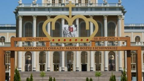 Na początek sezonu pielgrzymkowego: brama jubileuszowa i obraz