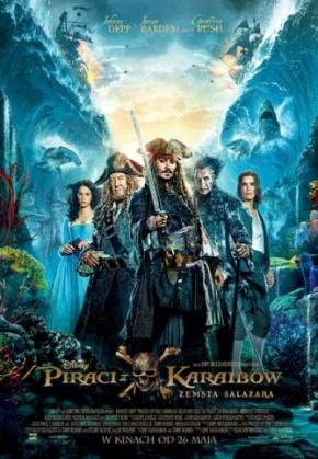 Piraci z Karaibów. Zemsta Salazara - dubbing