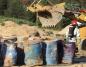 Beczek na żwirowiskach w Przyjmie i Depauli pilnują policjanci