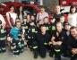 Konin. Przedszkolaki u strażaków. Maluchy na ścieżce treningowej